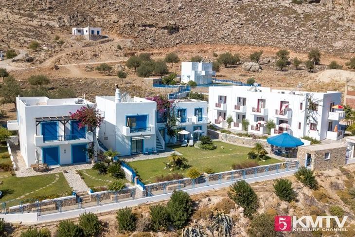 Hotel Bella Vista - Rhodos Kitereisen und Kitesurfen