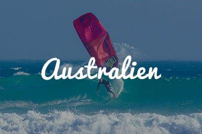 Australien Kitespot Area - Kitesurfen und Kitereisen