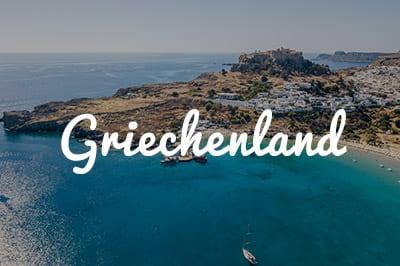 Griechenland Kitespot Area - Kitesurfen und Kitereisen