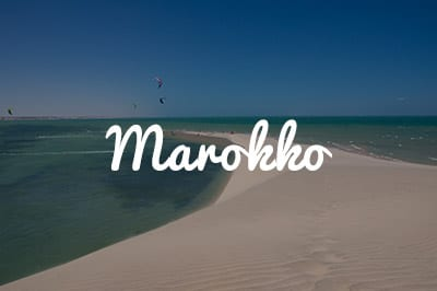 Marokko Kitespot Area - Kitesurfen und Kitereisen