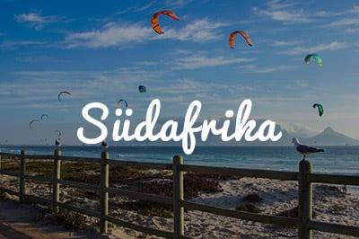 Südafrika Kitespot Area - Kitesurfen und Kitereisen