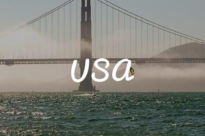 USA Kitespot Area - Kitesurfen und Kitereisen
