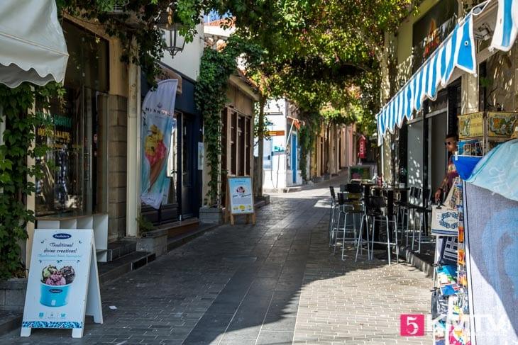 Myrina - Limnos Griechenland Kitereisen und Kitesurfen