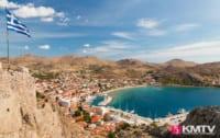 Limnos Kitereisen Check - Griechenland Kitereisen und Kitesurfen