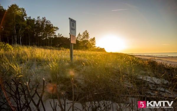 Hel Kitereisen Check - Kitesurfen in Polen an der Ostsee