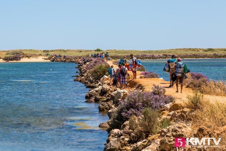 Kiteschulen - Algarve Portugal Kitereisen und Kitesurfen