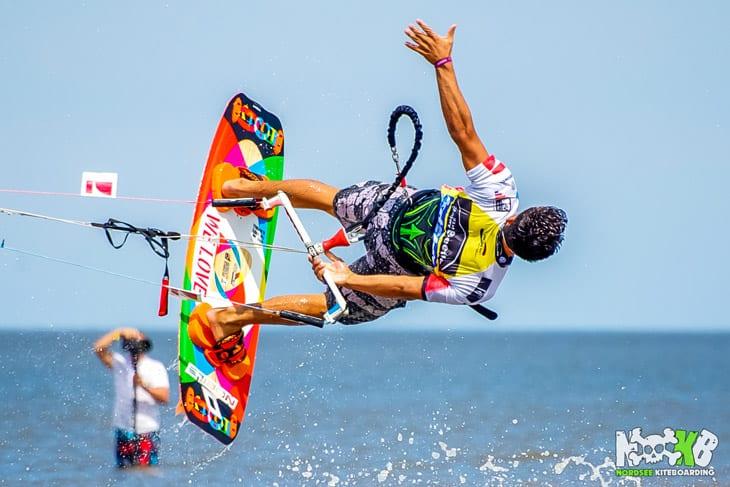 Kitesurfen an der Nordsee by Kitereisen TV