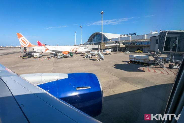 Flughafen Fortaleza - Prea Brasilien Kitesurfen und Kitereisen