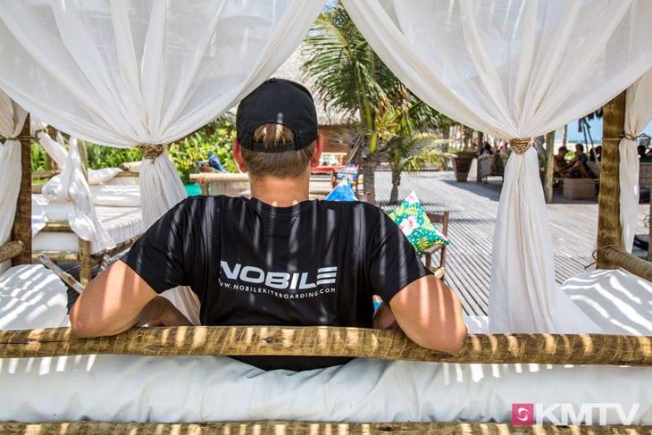 Nobile Kiteboarding - Prea Brasilien Kitesurfen und Kitereisen