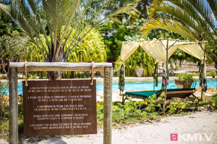Pool - Prea Brasilien Kitesurfen und Kitereisen