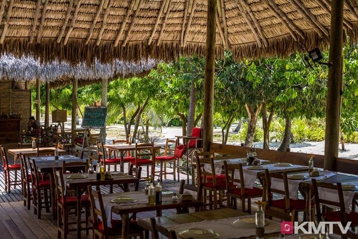 Restaurant - Prea Brasilien Kitesurfen und Kitereisen