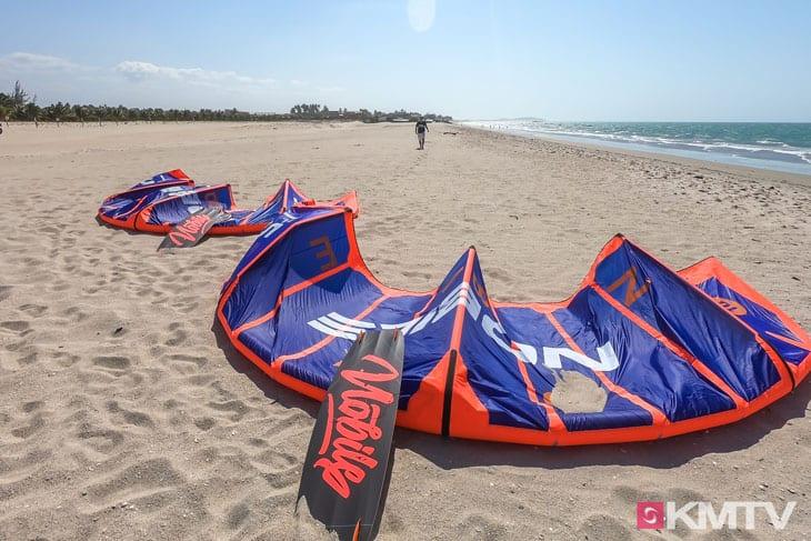 Kitespot - Prea Brasilien Kitesurfen und Kitereisen