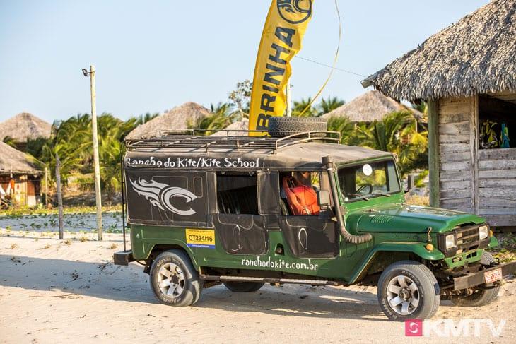 Kiteschule - Prea Brasilien Kitesurfen und Kitereisen