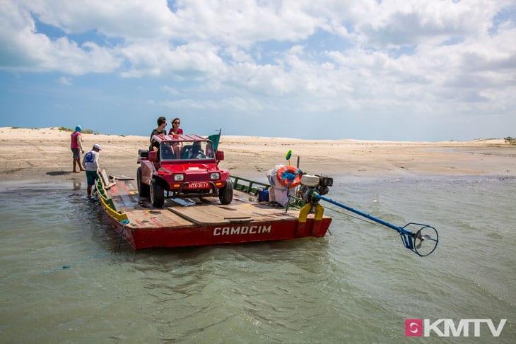 Floss - Tatajuba Brasilien Kitesurfen und Kitereisen