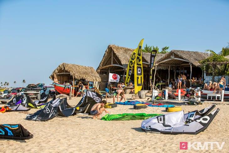 Kitespot Beach - Tatajuba Brasilien Kitesurfen und Kitereisen