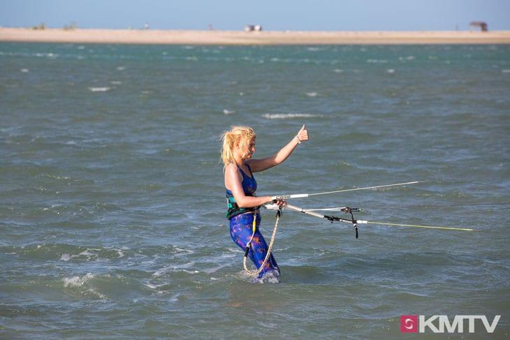 Starten - Tatajuba Brasilien Kitesurfen und Kitereisen