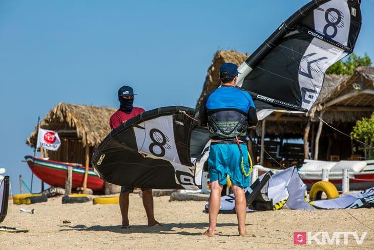 Beach Boys - Tatajuba Brasilien Kitesurfen und Kitereisen