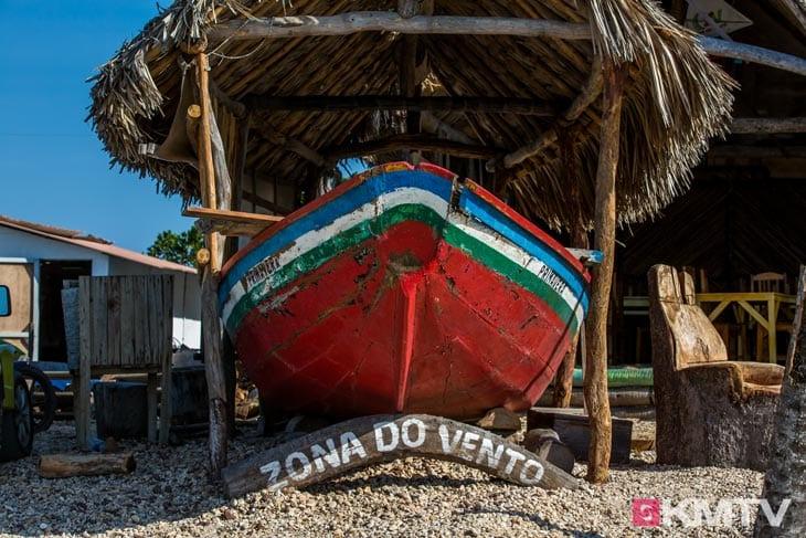 Zona do Vento - Tatajuba Brasilien Kitesurfen und Kitereisen