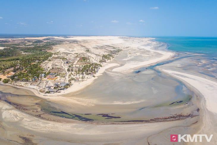 Kitespot Tatajuba - Brasilien Kitesurfen und Kitereisen