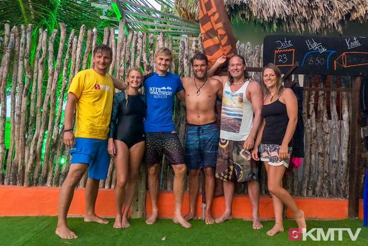 Linus Erdmann & KMTV Team - Kitereisen Check Tatajuba
