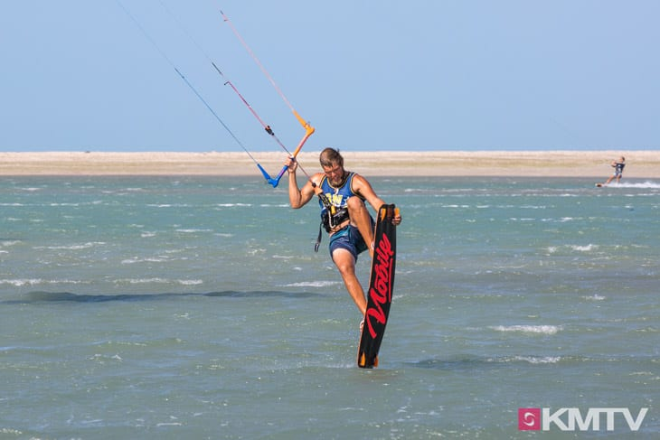 Nobile Splitboard / Max Bux - Tatajuba Brasilien Kitesurfen