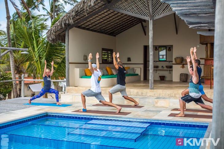 Yoga Pousada - Tatajuba Brasilien Kitesurfen und Kitereisen
