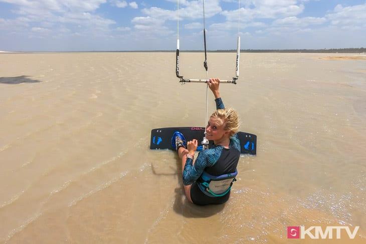 Lagoa Grande Kitespot - Tatajuba Brasilien Kitesurfen und Kitereisen