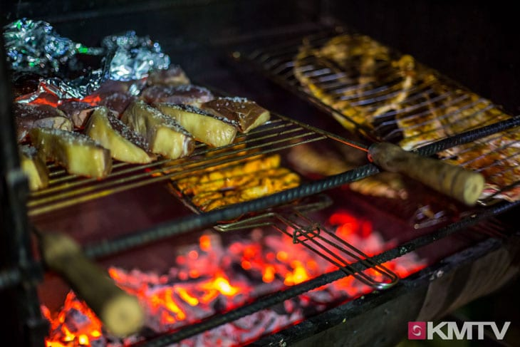 Barbecue - Tatajuba Brasilien Kitesurfen und Kitereisen