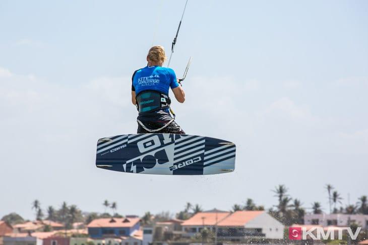 Linus Erdmann Camocim - Tatajuba Brasilien Kitesurfen und Kitereisen