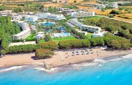 Alex Beach Hotel & Bungalows - Theologos Rhodos