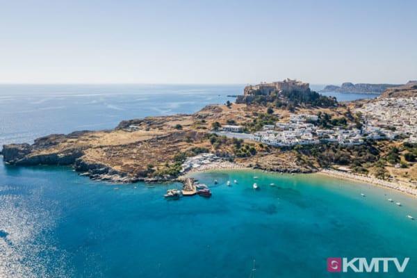 Rhodos Griechische Inseln Reiseangebot - Kitereisen buchen