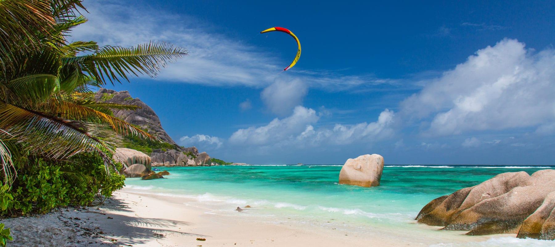 La Digue Seychellen Reiseangebot - Kitereisen buchen