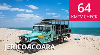 Jericoacoara Kitesurfen - Kitereisen mit Kiteworldwide ins Vila Kalango