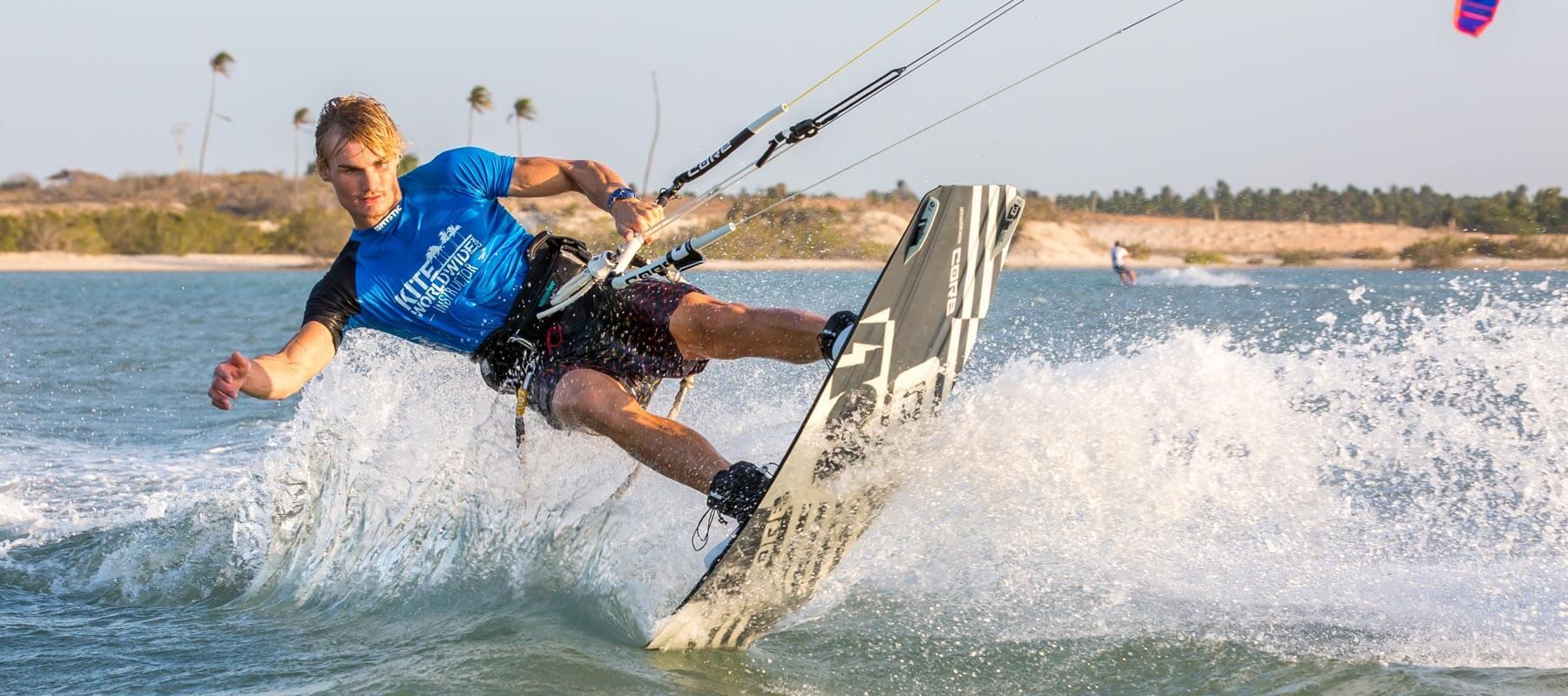 Kiteworldwide - Tatajuba Brasilien Kitesurfen und Kitereisen