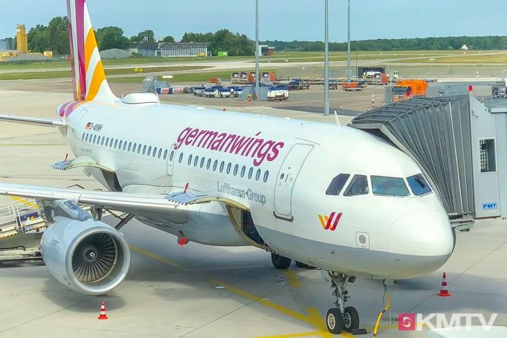 Anreise Flugzeug - Sardinien Kitereisen und Kitesurfen