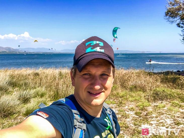 Denis - Sardinien Kitereisen und Kitesurfen