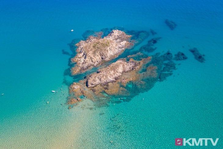 Karibisches Flair - Sardinien Kitereisen und Kitesurfen