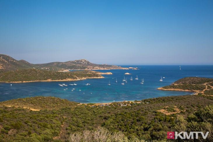 Küste - Sardinien Kitereisen und Kitesurfen