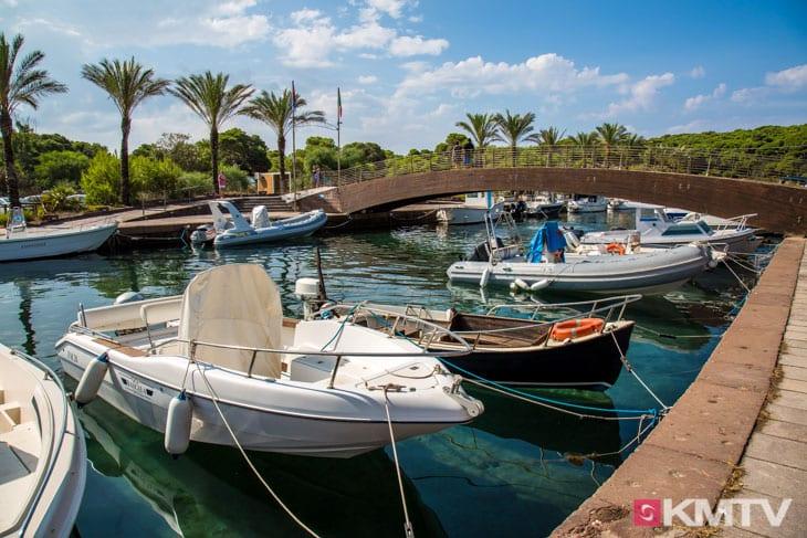 Porto Pino - Sardinien Kitereisen und Kitesurfen