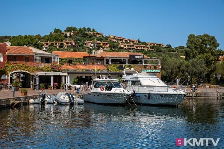 Porto Ottiolu - Sardinien Kitereisen und Kitesurfen