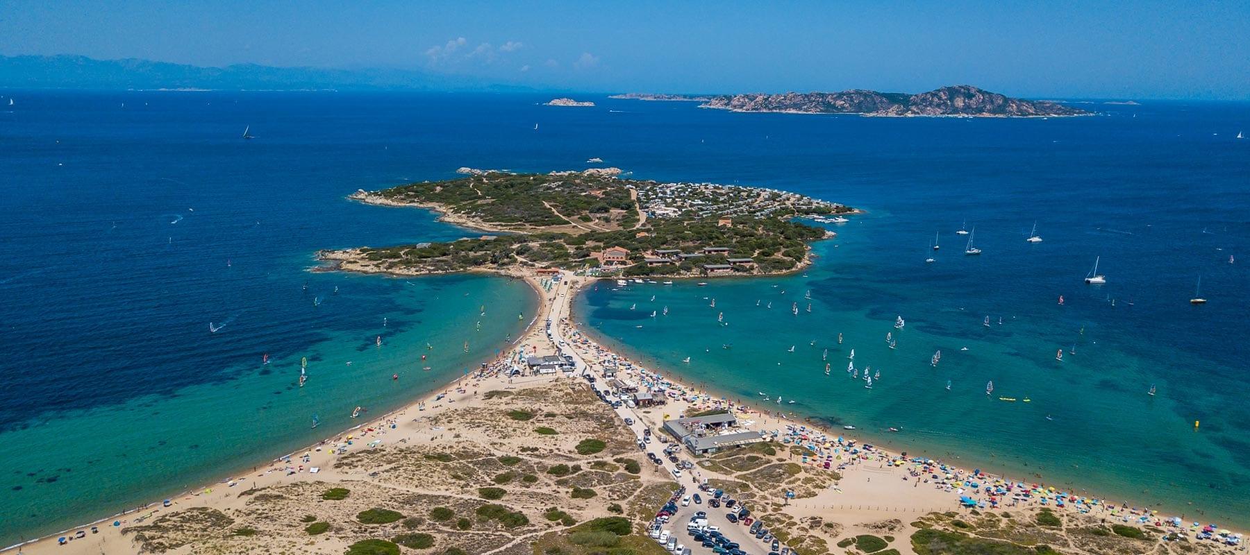Sardinien Kitesurfen - Kitereisen auf die Trauminsel Europas