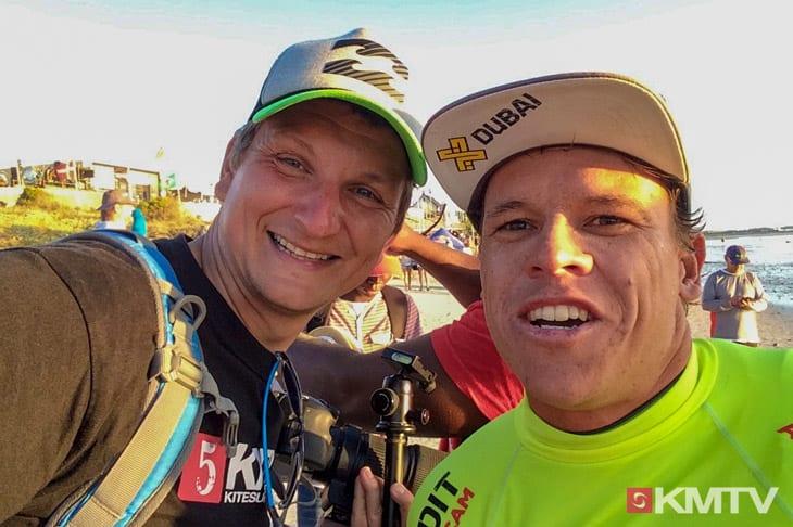 Kevin Langeree & Denis - Kitereisen Check Kapstadt
