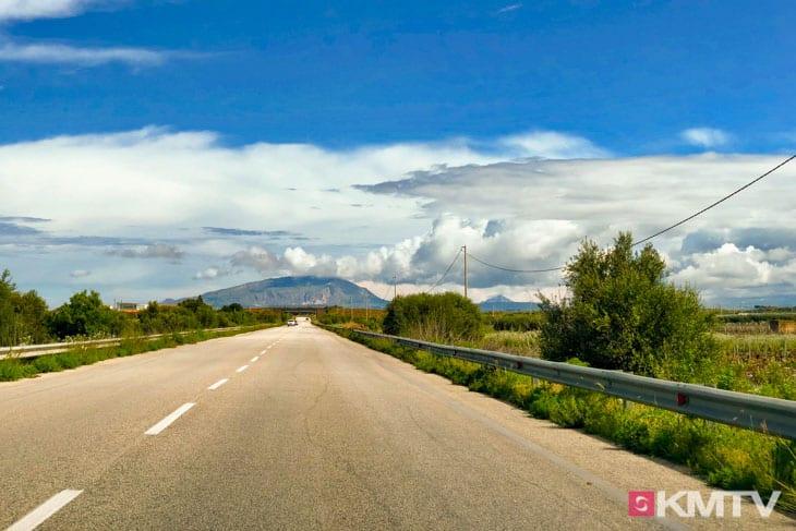 Anreise - Marsala Sizilien Kitereisen und Kitesurfen