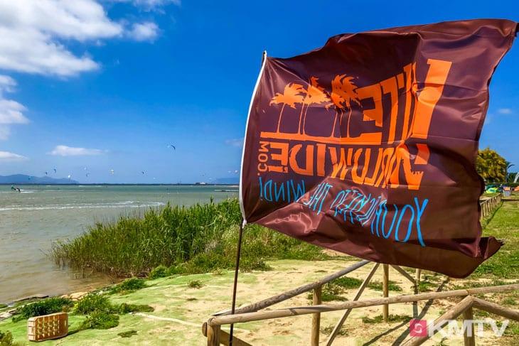 Kiteworldwide - Marsala Sizilien Kitereisen und Kitesurfen