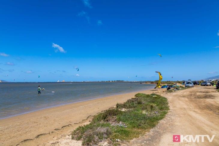 Kitespot Stagnone Kitesurf - Marsala Sizilien Kitereisen und Kitesurfen