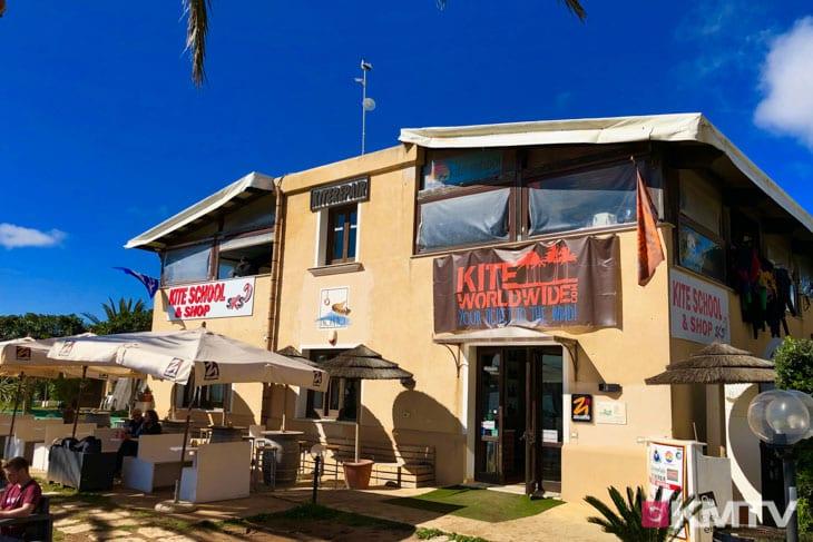Kiteworldwide House - Marsala Sizilien Kitereisen und Kitesurfen