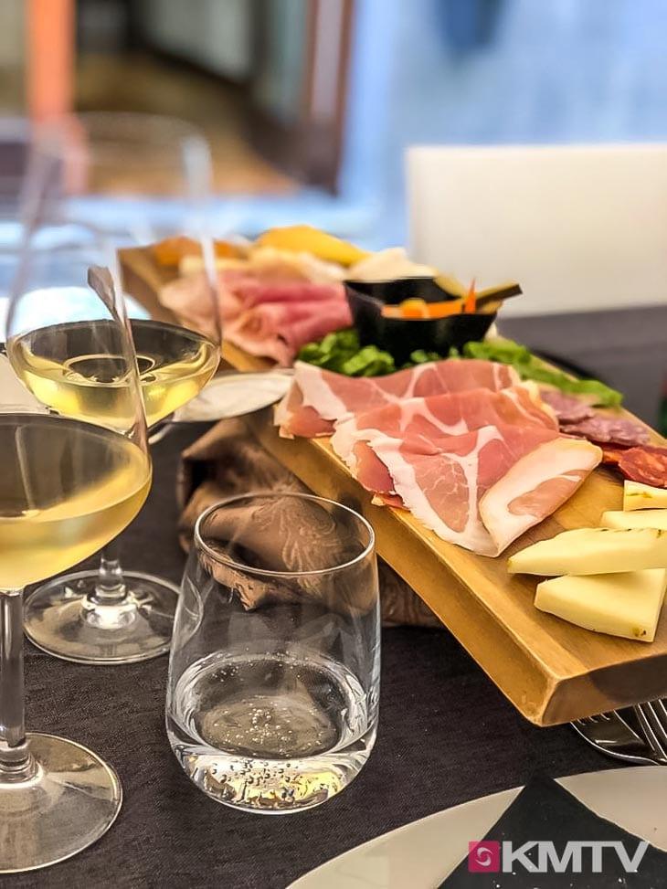 Sizilianische Küche - Lo Stagnone Sizilien Kitereisen und Kitesurfen