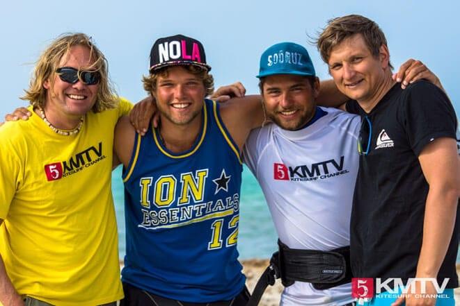 KMTV Team & Max und Moritz - Kitereisen Check Djerba