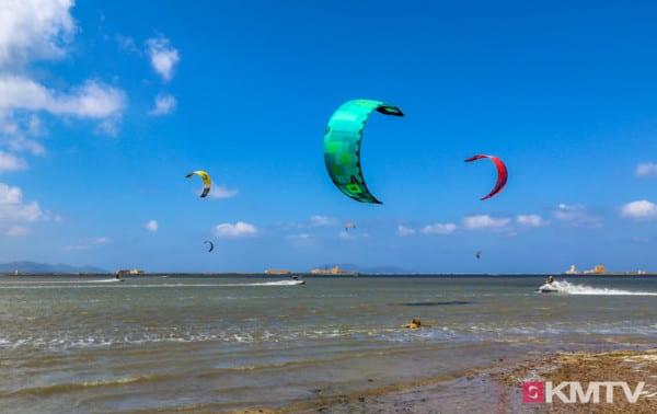 Lo Stagnone - Marsala Sizilien Kitereisen und Kitesurfen