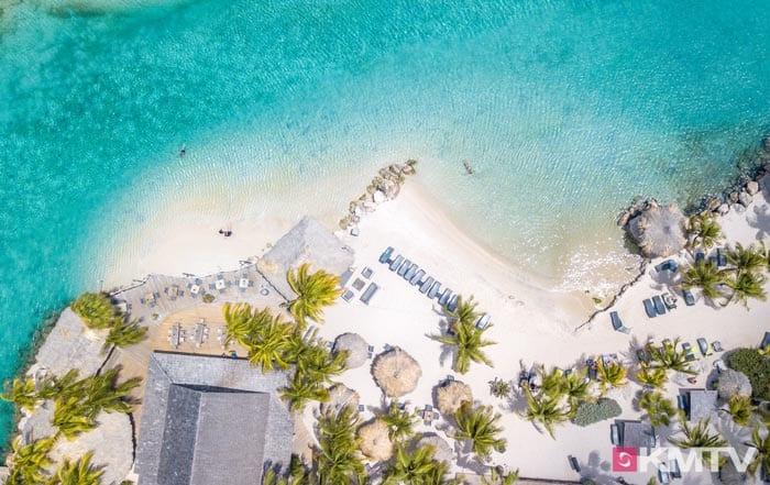 Curacao Kitesurfen - Kitereisen auf die Größte der ABC-Inseln